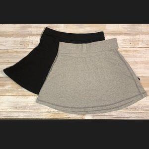 2 skirts! Gap&Old Navy girls comfy stretch skirts